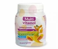 Multi-Vitamol x 50 jeleuri