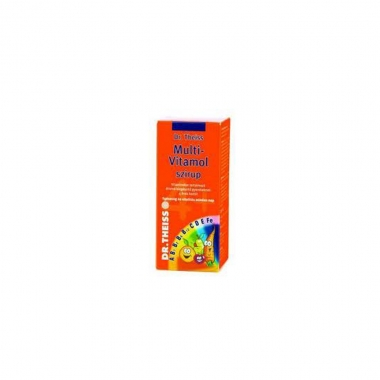 ZDROVIT - Multivitamol sirop 1+ 250ml