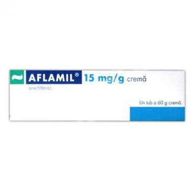 Aflamil 15mg crema x 60 g