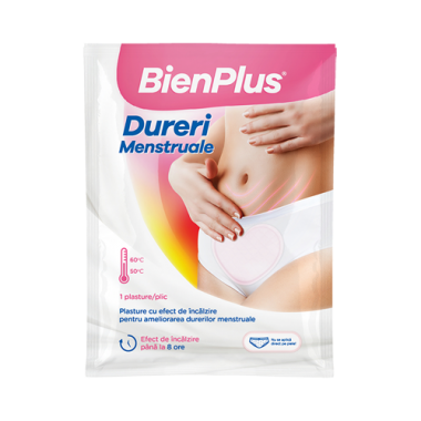 Bien Plus plasturi dureri menstruale x 25buc
