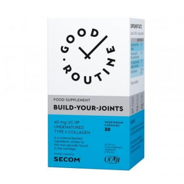 Build Your Joints Good Routine x 30 capsule