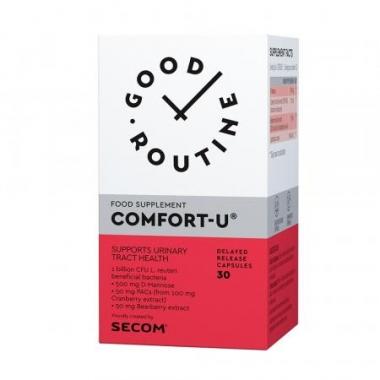 Comfort-U Good Routine, 30 capsule
