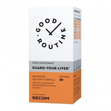 Guard Your Liver Good Routine x 30 capsule