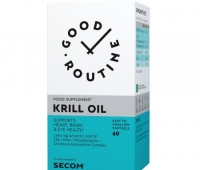 Krill Oil Good Routine x 60 capsule