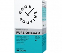Pure Omega-3 Good Routine x 60 capsule