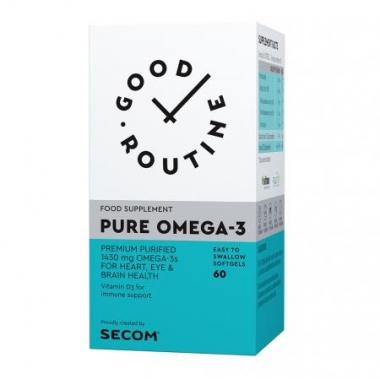 Pure Omega-3 Good Routine x 60 capsule