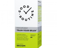 Train Your Brain Good Routine x 60 capsule