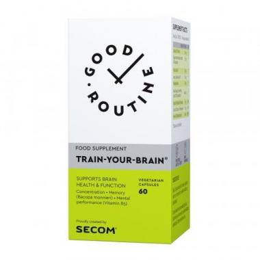 Train Your Brain Good Routine x 60 capsule