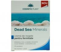 DEAD SEA MINERALS CREMA NOAPTE PT FERMITATE 50ML