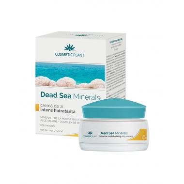 DEAD SEA MINERALS CREMA ZI INTENS HID 50ML