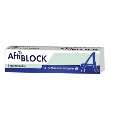 AftiBlock gel, 8 g