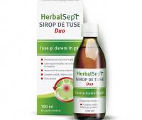 HERBALSEPT DUO SIROP DE TUSE 100ML