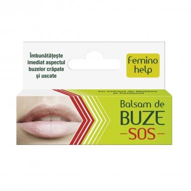 FEMINOHELP BALSAM BUZE S.O.S 7ML