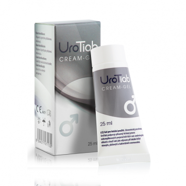 Crema gel UroTiab, 25 ml, Heaton