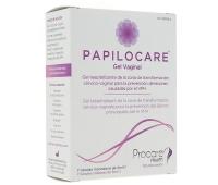 Papilocare Gel Vaginal, 7 canule cu doza unica x 5 ml