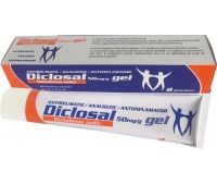 DICLOSAL 50 mg/g gel – tub 45 g