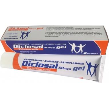 DICLOSAL 50 mg/g gel – tub 45 g