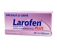 LAROFEN PLUS X 20 COMPRIMATE FILMATE LARO