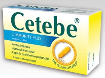 Cetebe C Immunity Plus * 60 capsule