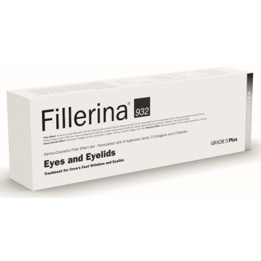 Labo Fillerina 932 Ochi si pleoape Gr 5 Plus x 15ml