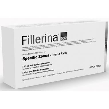 Labo Fillerina 932 Zone specifice Gr 5 Plus - Pachet Promo