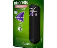 Nicorette Berrymint 1mg spray
