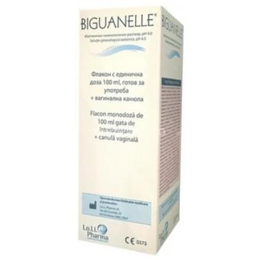 Biguanelle solutie vaginala 100ml
