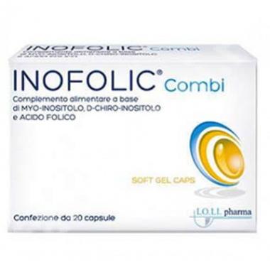 Inofolic Combi, 30 capsule