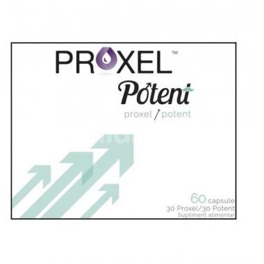 Proxel Potent, 60 capsule, Naturpharma