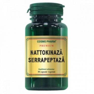 NATTOKINAZA 30 CPS + VENOTONIC 30CPR GRATIS