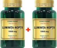 LUMINITA NOPTII 1000MG 60+30CPR GRATIS