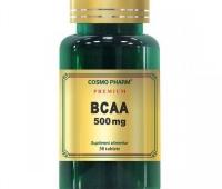 BCAA 500MG 60CPR + 30CPS GRATIS