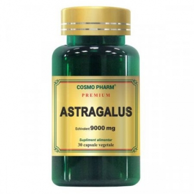 ASTRAGALUS EXTRACT 60CPS+30CPS GRATIS