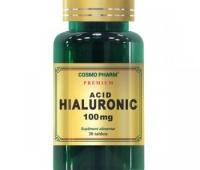 ACID HIALURONIC 100MG 60CPR+30CPR GRATIS