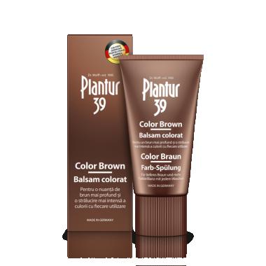Plantur 39 Balsam par color brown