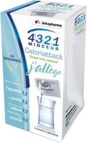 4321 Minceur Caloriattack