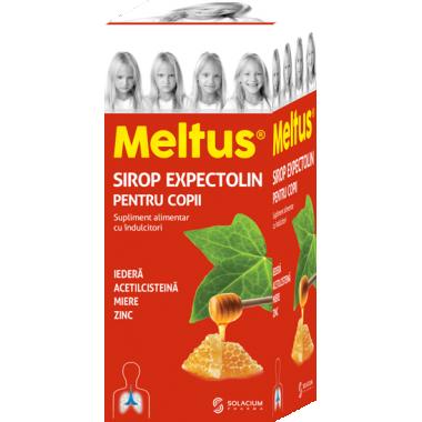 Meltus sirop Expectolin pentru copii