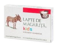Lapte de Măgărită pentru copii, 10 capsule