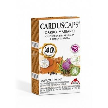 CARDUSCAPS CU ARMURARIU CURCUMA PIPER 60CP