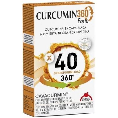 CURCUMIN 360 FORTE 60CPS