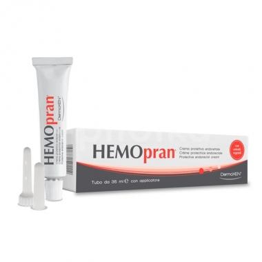 HEMOPRAN CREMA DE PROT. ENDORECTUALA 35ML