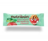 NUTRIBON BATON NUCA CU CAPSUNI 30GR