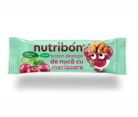 NUTRIBON BATON NUCA CU MERISOARE 30GR