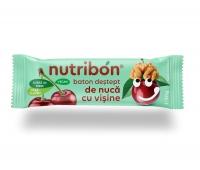 NUTRIBON BATON NUCA CU VISINE 30GR