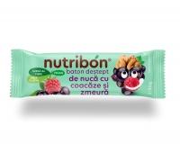 NUTRIBON BATON NUCA,COACAZE&ZMEURA 30GR