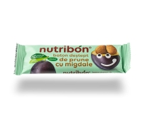 NUTRIBON BATON PRUNE CU MIGDALE 30GR