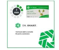 TEST RAPID DR. SMART INFECTIE URINARA CT*1 KIT AUTOTESTARE