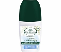 DEODORANT ROLL ON PURE, L'ANGELICA, 50 ML