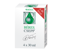 BERES DROPS 4X30ML