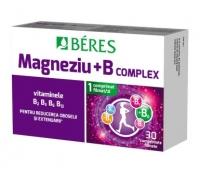 MAGNEZIU+B COMPLEX 30CPR